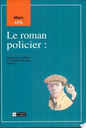 Affiche Le roman policier