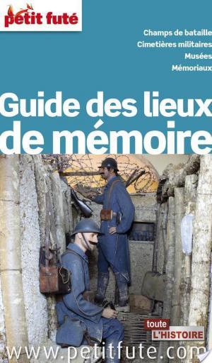 Affiche Guide des lieux de mémoire 2014 Petit Futé (avec photos et avis des lecteurs)