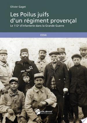 Affiche Les Poilus juifs d'un régiment provençal