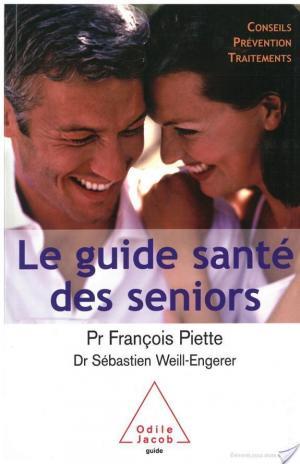 Affiche Guide santé des seniors (Le)