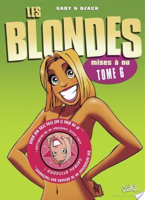 Affiche Les Blondes Tome 06