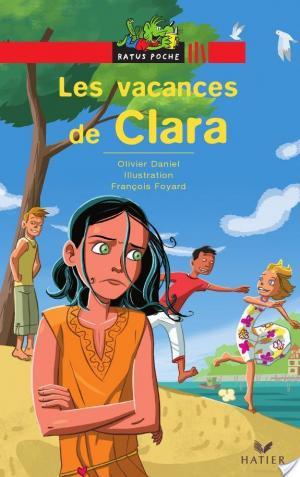 Affiche Les vacances de Clara