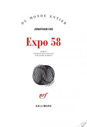 Affiche Expo 58