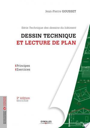 Affiche Dessin technique et lecture de plan
