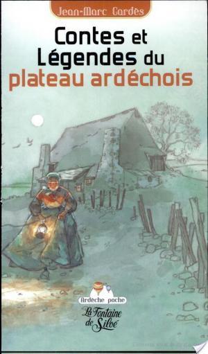 Affiche Contes et légendes du plateau ardéchois