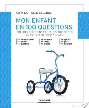 Affiche Mon enfant en 100 questions