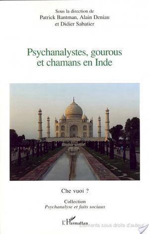 Affiche Psychanalystes, gourous et chamans en Inde