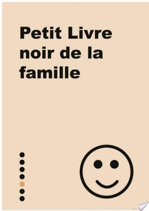 Affiche Petit Livre noir de la famille
