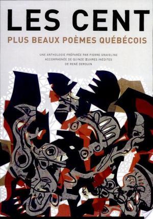Affiche Les cent plus beaux poèmes québécois