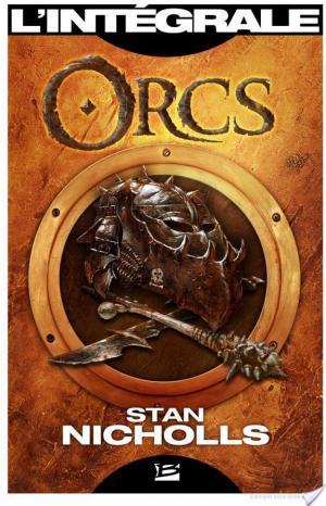Affiche Orcs - L'intégrale