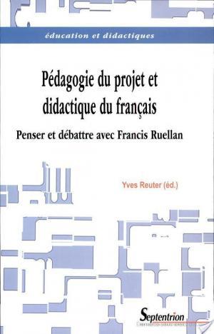 Affiche Pédagogie du projet & didactique du français