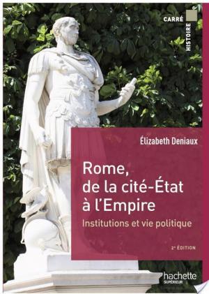 Affiche Rome, de la cité État à l'Empire