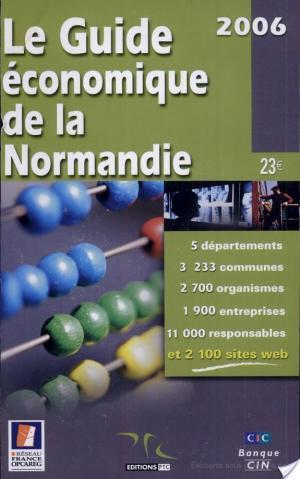 Affiche Le Guide économique de la Normandie
