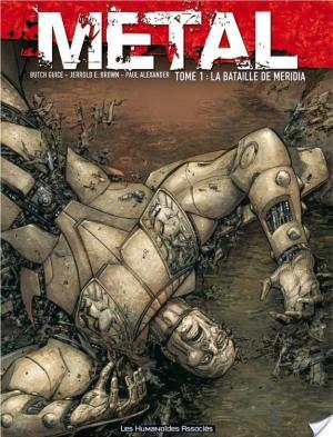 Affiche Metal T1 : La Bataille de Méridia