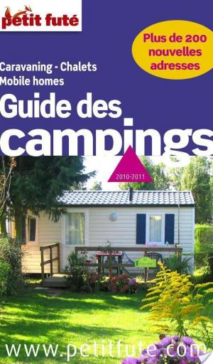 Affiche Guide des campings