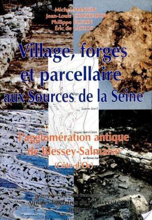 Affiche Village, forges et parcellaire aux sources de la Seine