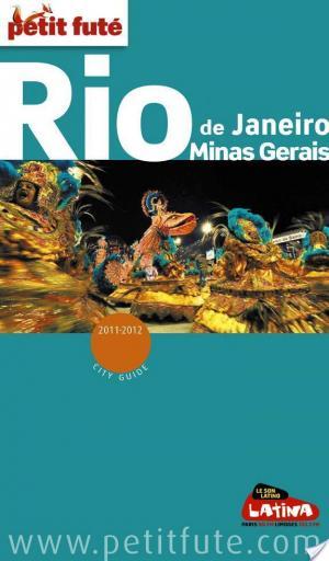 Affiche Rio de Janeiro - Minas Gerais 2011 - 2012