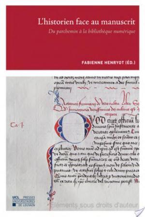 Affiche L'historien face au manuscrit