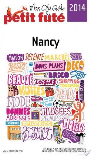 Affiche Nancy 2014 Petit Futé (avec photos et avis des lecteurs)