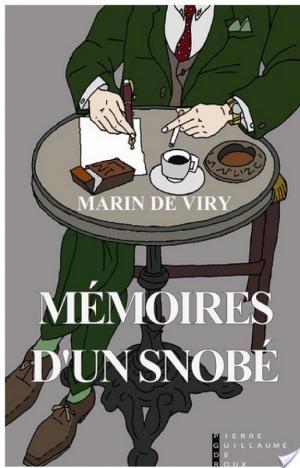 Affiche Mémoires d'un snobé