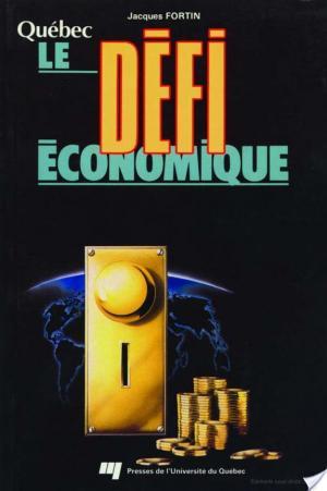 Affiche Québec. le Défi Économique
