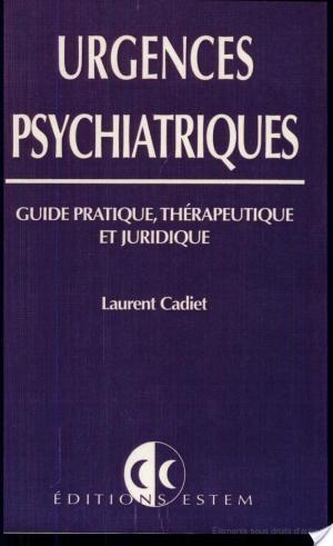 Affiche Urgences psychiatriques