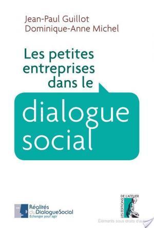 Affiche Les petites entreprises dans le dialogue social