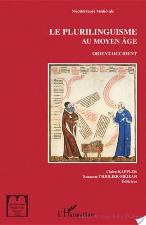 Affiche Le plurilinguisme au moyen âge