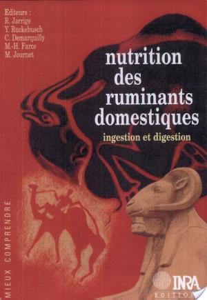 Affiche Nutrition des ruminants domestiques