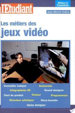 Affiche Les métiers des jeux vidéo