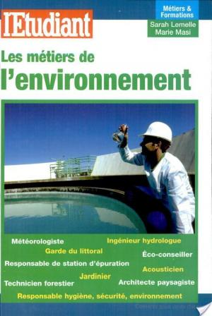 Affiche Les métiers de l'environnement