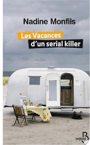 Affiche Les vacances d'un sérial killer