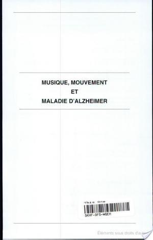 Affiche Musique, mouvement et maladie d'Alzheimer