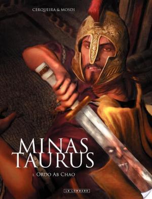 Affiche Minas Taurus - tome 1 - Ordo Ab Chao