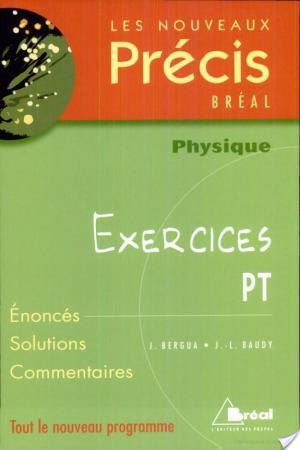 Affiche Physique PT - Exercices