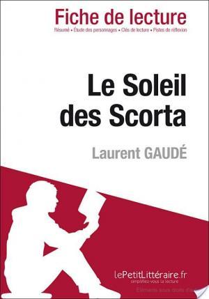 Affiche Le Soleil des Scorta de Laurent Gaudé (Fiche de lecture)