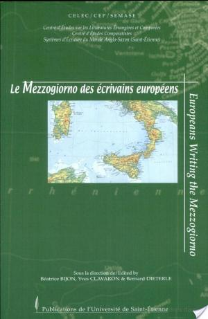 Boite de  Europeans writing the Mezzogiorno