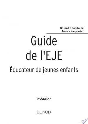 Affiche Guide de l'EJE - 5e édition