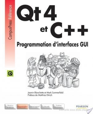 Affiche Qt4 et C++ : Programmation d'interfaces GUI