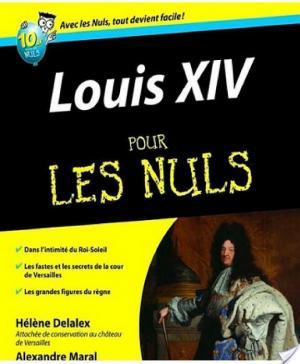Affiche Louis XIV Pour les Nuls