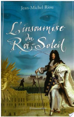 Affiche L'Insoumise du Roi-Soleil
