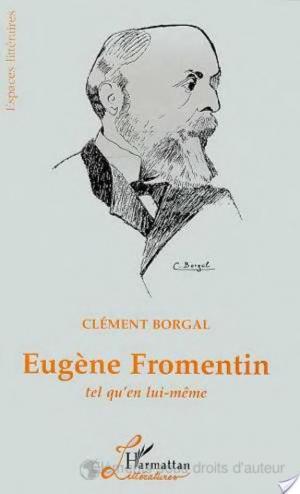 Affiche Eugène Fromentin