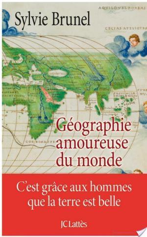 Affiche Géographie amoureuse du monde