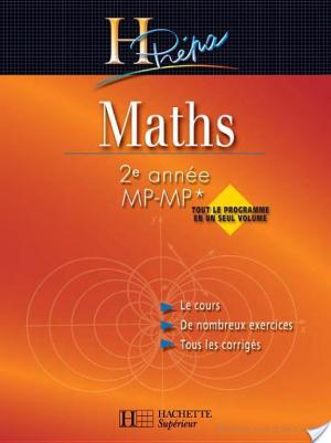 Affiche Maths MP Tout en un
