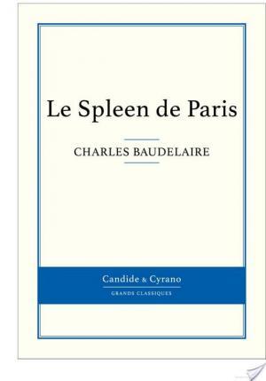 Affiche Le Spleen de Paris