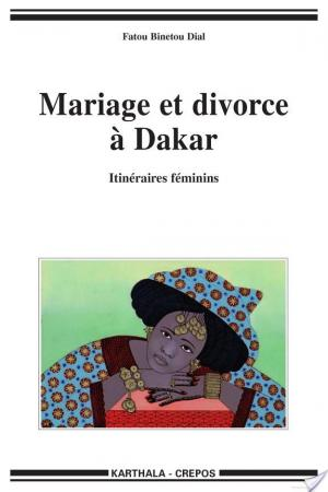 Affiche Mariage et divorce à Dakar