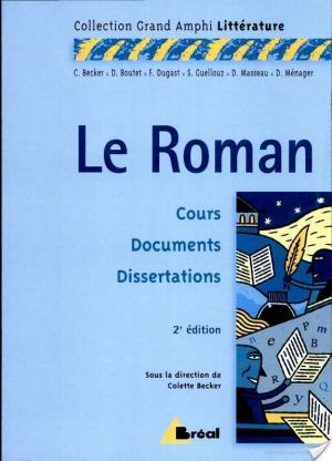 Affiche Le Roman