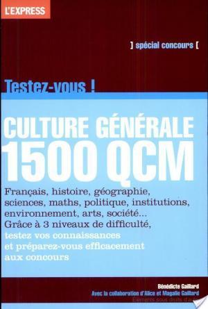 Affiche Culture générale
