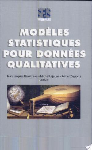Affiche Modèles statistiques pou...