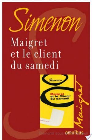 Affiche Maigret et le client du samedi